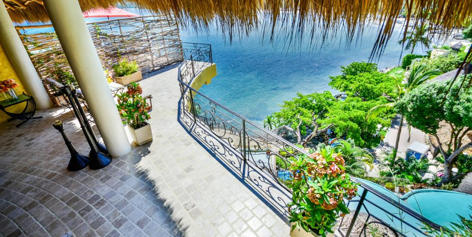 Villa Sirenita at Amor Boutique Hotel in Sayulita Mexico. Gorgeous 1 bedroom ocean view with private terrace. Comments comments