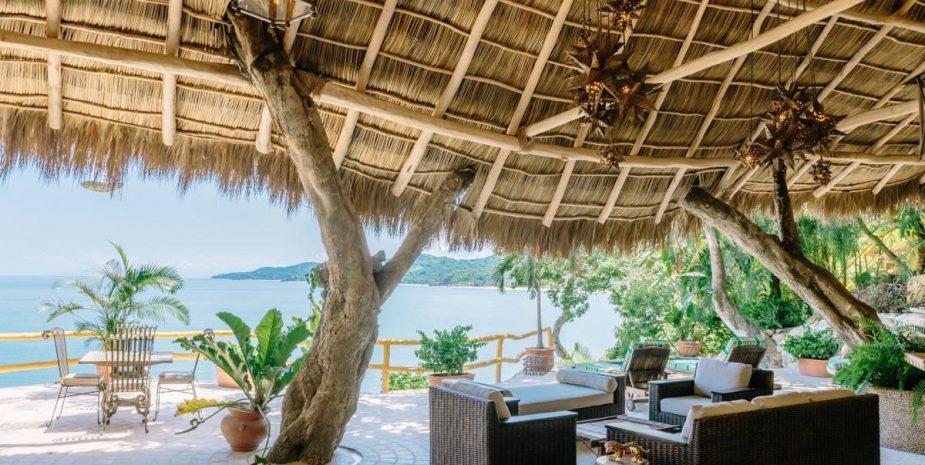 Villa Arboles at Amor Boutique Hotel is an ocean view luxury 3 bedroom villa in Sayuilta Mexico. Comments comments