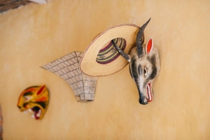 amor-boutique-hotel-las-palmas-mexican-masks