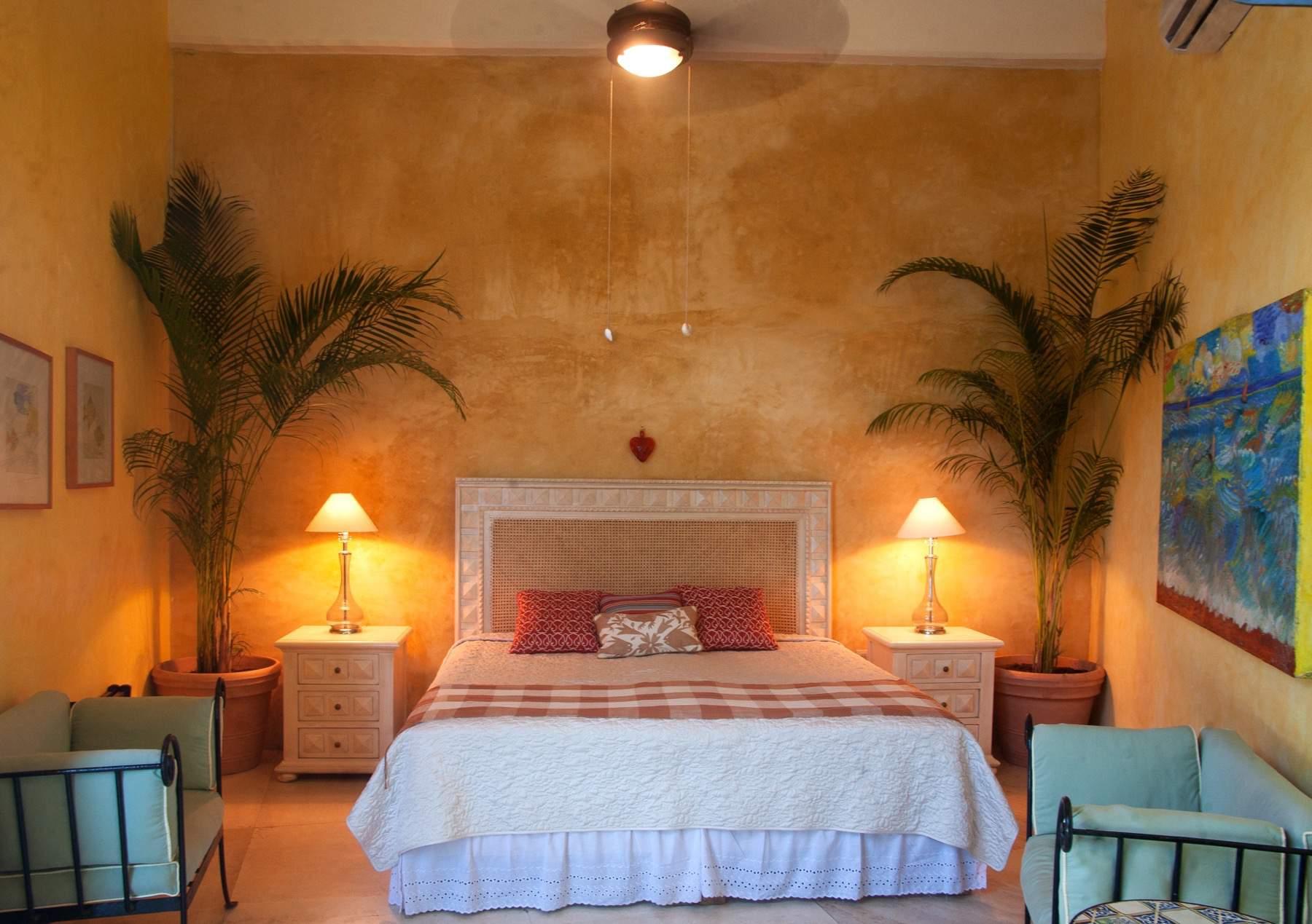 Amor Boutique Hotel's Villa Vainilla in Sayulita. Affordable 1 bedroom rental